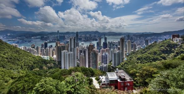 Panorama_Hongkong_Peak
